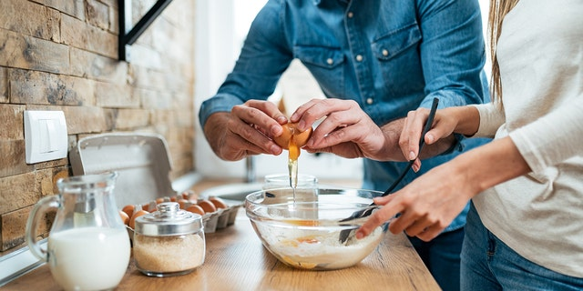 The survey aimed to examine the role cooking plays in our relationships — and it's quite a big one.