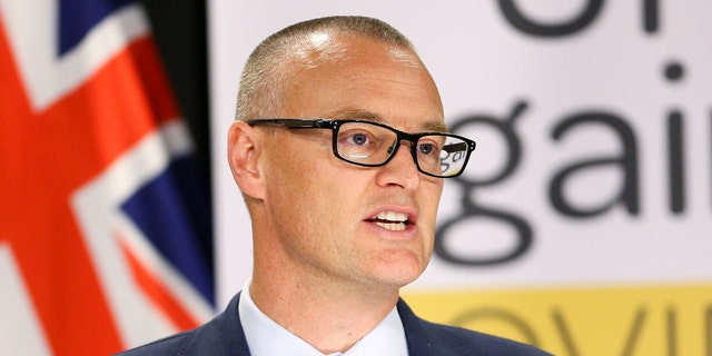 New Zealand Health Minister David Clark drove his family about 12 miles to a beach to take a walk with his family in March when the country went on COVID-19 lockdown.