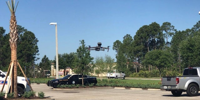 The Daytona Beach Police Department is using drones with public address systems, are currently being used to announce closures at city-owned parks.