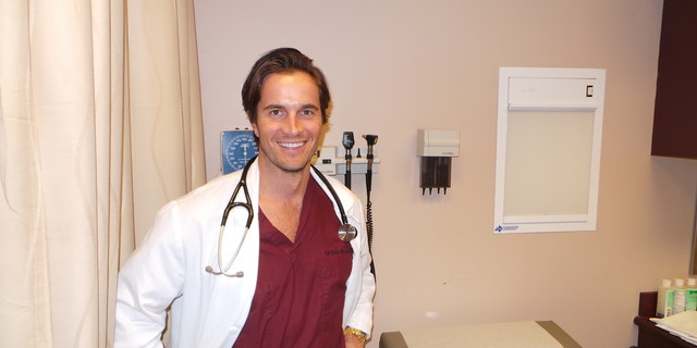 Dr. Jake Deutsch.