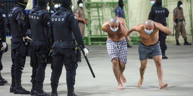 El Salvador President Nayib Bukele ordered the emergency at maximum security prisons holding gang members the day after more than 20 people were killed throughout country that authorities said were ordered from prisons.