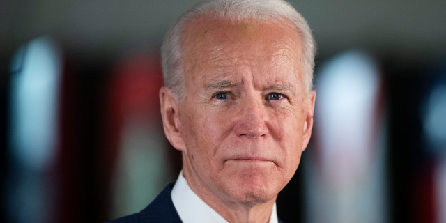 Biden has committed to picking a female running mate. Lewis said it