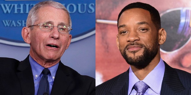 Will Smith got the chance to ask Dr. Anthony Fauci why the coronavirus is affecting the African American community more.