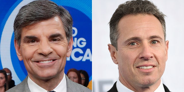 ABC's George Stephanopoulos and CNN's Chris Cuomo have both tested positive for coronavirus.