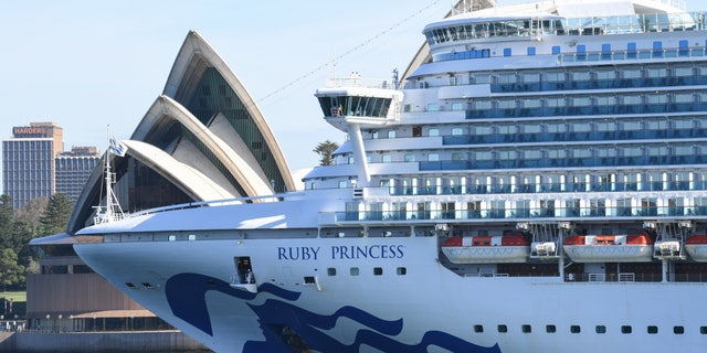 NSW Police to investigate Ruby Princess