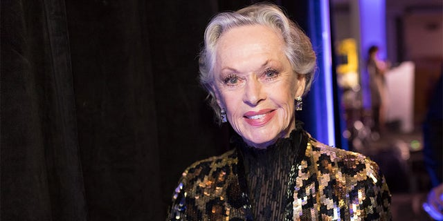 Tippi Hedren is staying safe during the coronavirus pandemic.