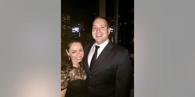 Michael and Elana Goldsmith.