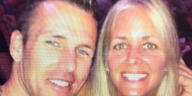 David Anthony, 48, and his estranged wife Gretchen Anthony, 51.