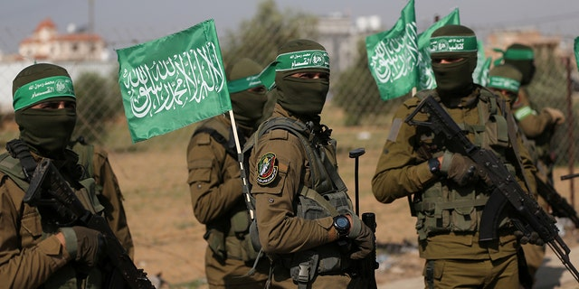 Hamas forces arrested local peace activists this week for having an online conference with Israeli activists.