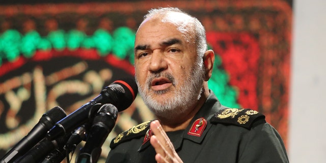 Iranian Revolutionary Guards commander Major General Hossein Salami is threatening to destroy American ships in the Persian Gulf.