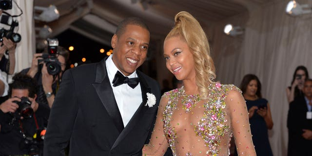 File -Jay Z and Beyonce. (Photo by Evan Agostini/Invision/AP, File)
