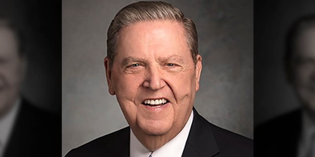 Jeffrey R Holland said Sunday that the world will conquer the coronavirus. (The Church of Jesus Christ of Latter-day Saints)