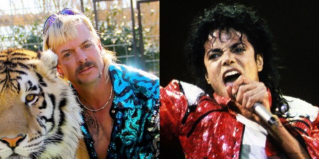 Animals that died in an alleged arson at Joe Exotic's zoo in 2015 reportedly belonged to Michael Jackson.