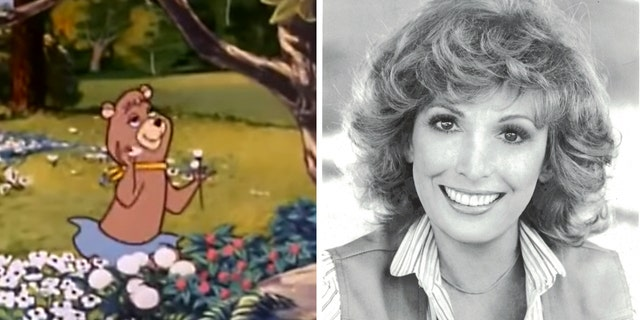 Julie Bennett was known for voicing the character of Cindy Bear in 'The Yogi Bear Show.'