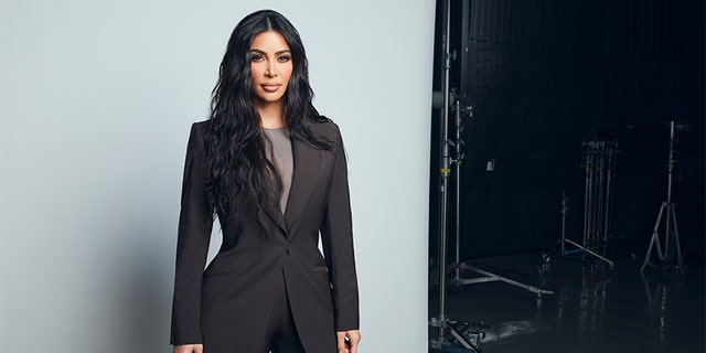 Kim Kardashian is starring on Oxygen's 'Kim Kardashian West: The Justice Project.'