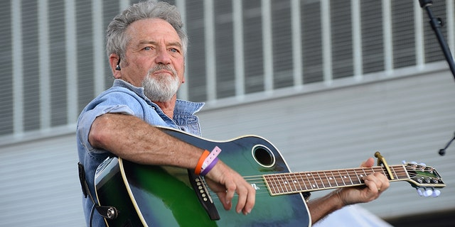 Larry Gatlin performs on the Ascend Stage during CMA Festival on June 11, 2016, in Nashville, Tenn. (Photo by Beth Gwinn/Getty Images)