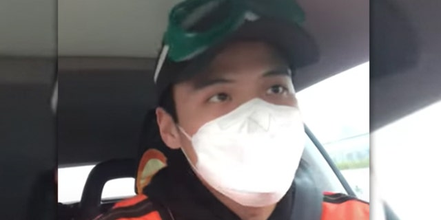 Li Zehua was last seen on February 26 after he posted a video to several social media platforms which showed him being chased by a white SUV and a live stream that ended when officials entered his apartment