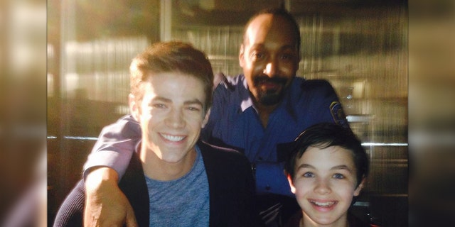 "Logan Williams, the young face of Grant Gustin's Barry Allen in the popular CW series ""The Flash,"" died in April."
