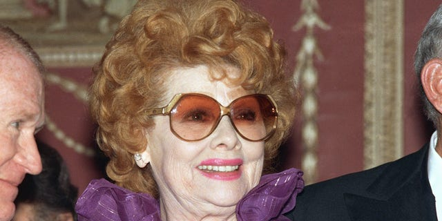 Actress and comic legend Lucille Ball (AP Photo, File)