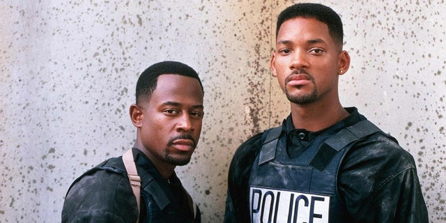 election 2020  Donald Trump  President Trump  Conservative News  RNC Martin Lawrence and Will Smith in 'Bad Boys.'