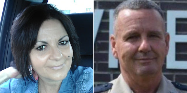 The Lawrence County Sheriff's Office said Paula Ainsworth and her husband, Deputy Robert Ainsworth, were killed in their home when the deadly storms moved across the state