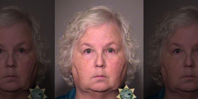 Mug shot for Nancy Crampton-Brophy, 69.