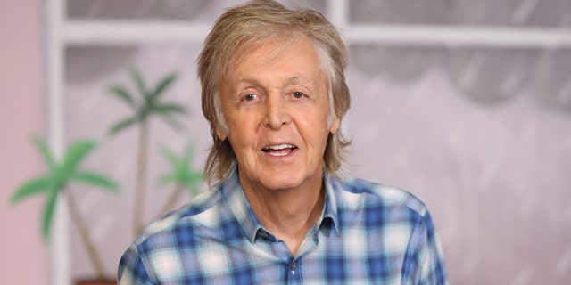Sir Paul McCartney joined a slew of celebrities calling on the U.K. government to support the live music industry in the wake of the coroanvirus.