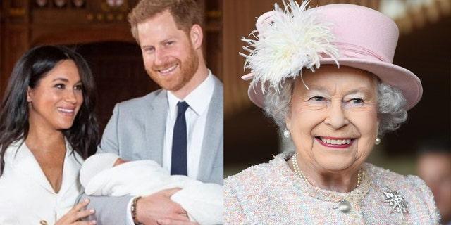 La regina Elisabetta II avrebbe incontrato il suo omonimo tramite una videochiamata.