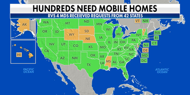 RVs 4 MDs is working to place more than 700 medical professionals in RVs across the country.