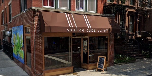 The manager of the restaurant, reported to be the Soul de Cuba Cafe in downtown New Haven, found the burglar asleep inside after what police say was a four-day binge.