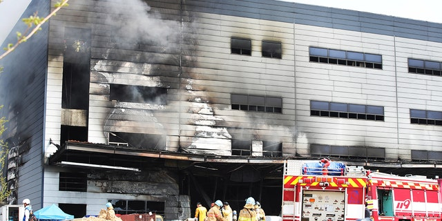 36 workers killed in South Korea construction site fire: Yonhap