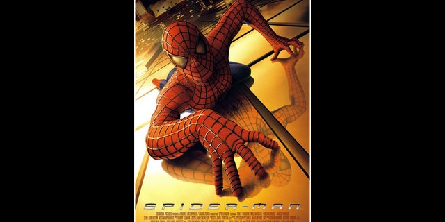 The movie poster from the 2002 movie.