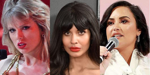 Jameela Jamil had no time for fans who wanted to drag her into the feud between Taylor Swift and Demi Lovato.