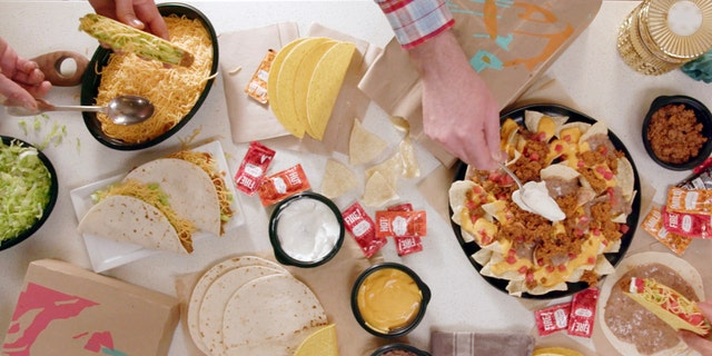 "The innovative ""Taco Bar,"" which the chain will debut for the first time Friday, is giving fans of fast-food tacos a way to ""recreate their favorites at home."""