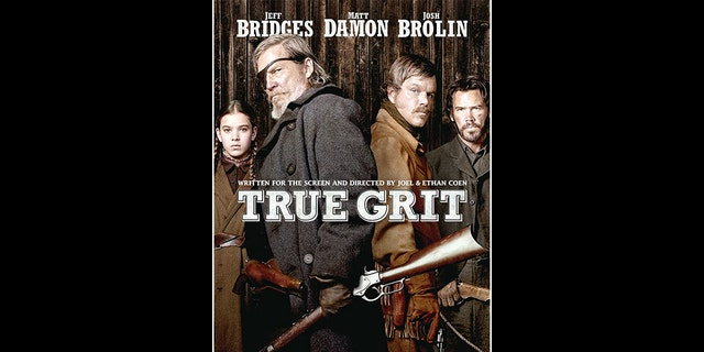 The movie poster from the 2010 movie.