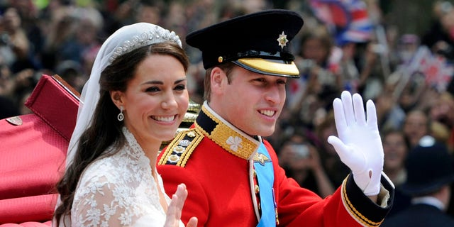 Prince William & Kate Middleton Celebrate 9th Anniversary With Tribute