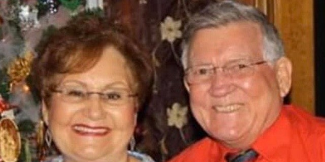 Frances and Jerry Williamson of Long Beach, Miss.