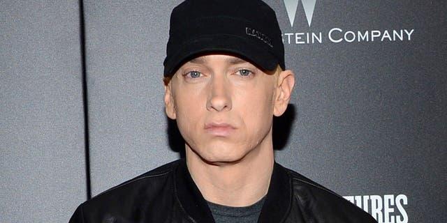 Eminem's home invader was sentenced.