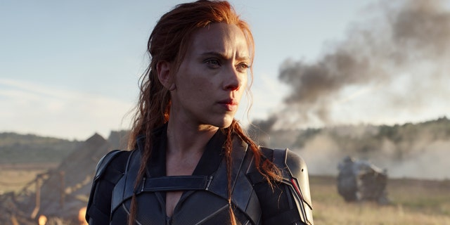 Marvel Entertainment unveiled its upcoming slate of movies through 2023, including the release of 'Black Widow.'