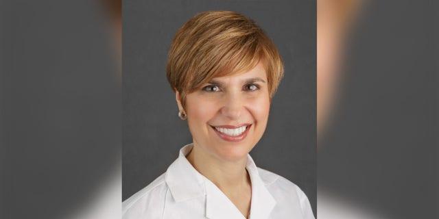 Emergency room doctor Lorna Breen