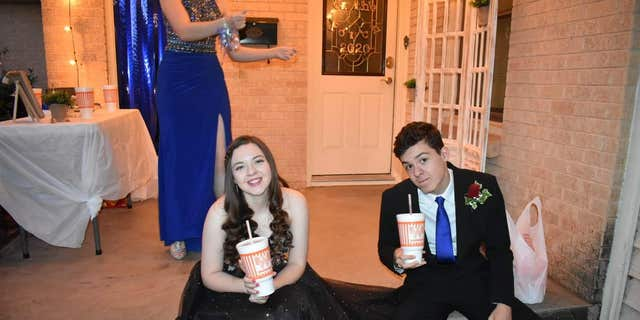 """""""Grayson has had so many events canceled, and she's taken in all in stride. We wanted to do something special for her,"""" mom Jaci explained."""