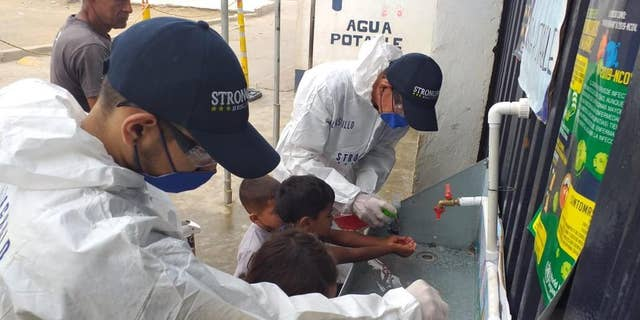 "Since the outbreak of coronavirus and the resulting economic slump, Stronghold Rescue & Relief has not only continued functioning at 100 percent, and says they have also continued to grow with a focus not just on charity, but ""charity with dignity."""