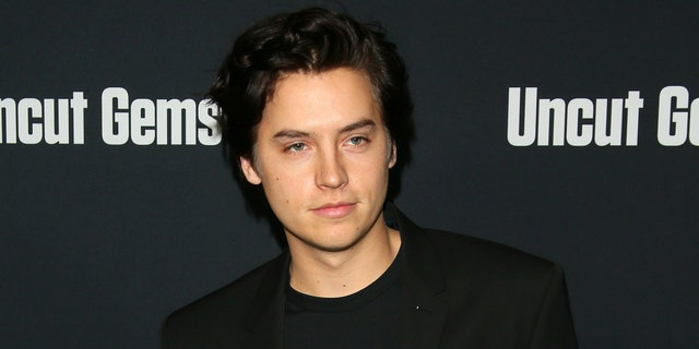 Cole Sprouse at the premiere of A24's 'Uncut Gems' at The Dome at Arclight Hollywood on December 11, 2019 in Hollywood, Calif. (Photo by Jean Baptiste Lacroix/Getty Images)