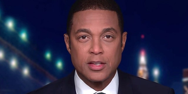 CNN's Don Lemon claimed on Tuesday night that the Capitol riot isn't comparable to last summer's police brutality riots.