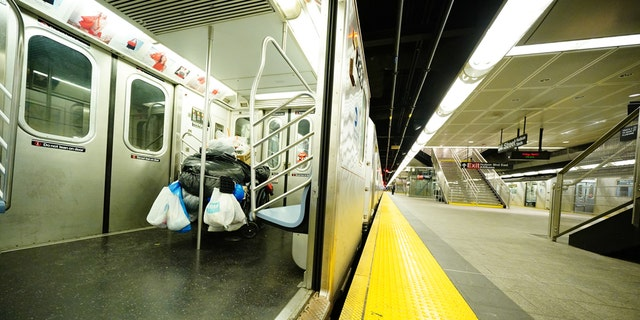 Two Homeless Men Found Dead On Board New York City Subway Trains