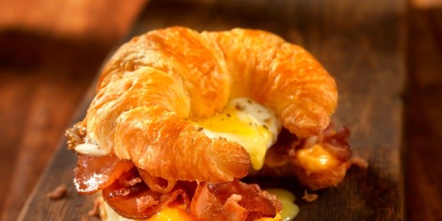 From coast to coast, breakfast foods were the most in-demand dishes to be delivered via Grubhub, the company claimed.