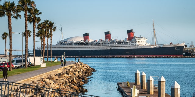 Queen Mary Ocean Liner May Be Used As