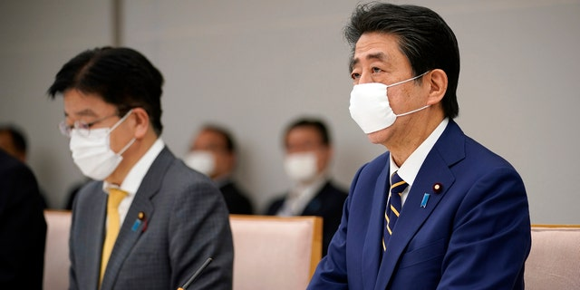 Japanese Prime Minister Shinzo Abe declared a state of emergency for Tokyo and six other prefectures to ramp up defenses against the spread of the coronavirus.
