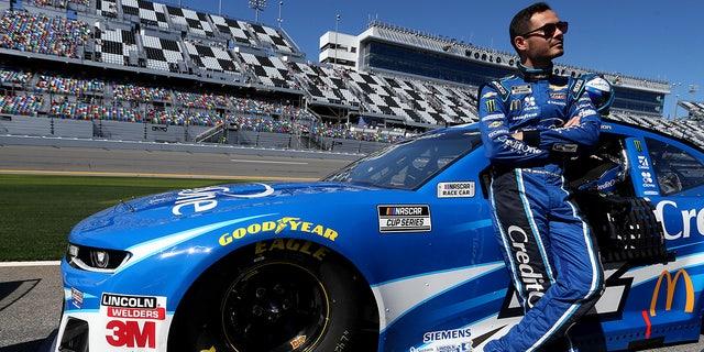 Larson started the season in Daytona as one of NASCAR's highest earners.