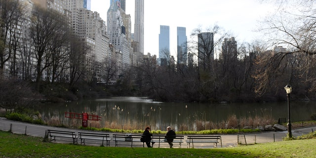 A New York City councilman said if the number of coronavirus deaths overwhelms morgues, a contingency plan would use a city park for